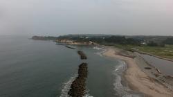 南相馬 海岸